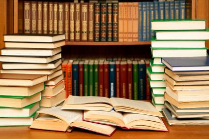 books in university